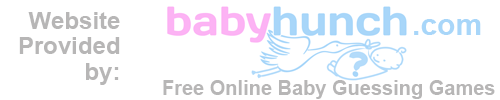 BabyHunch.com Free Online Baby Guessing Games